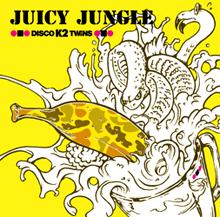 Disco K2 Twins Juicy Jungle