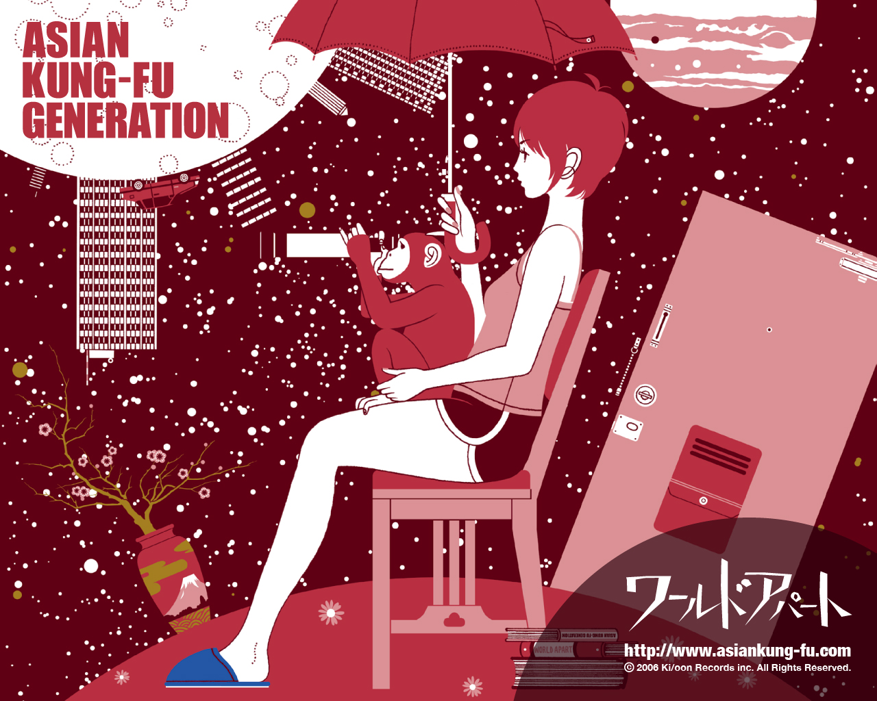 ANGOU NO WALTZ TAB by ASIAN KUNG-FU GENERATION