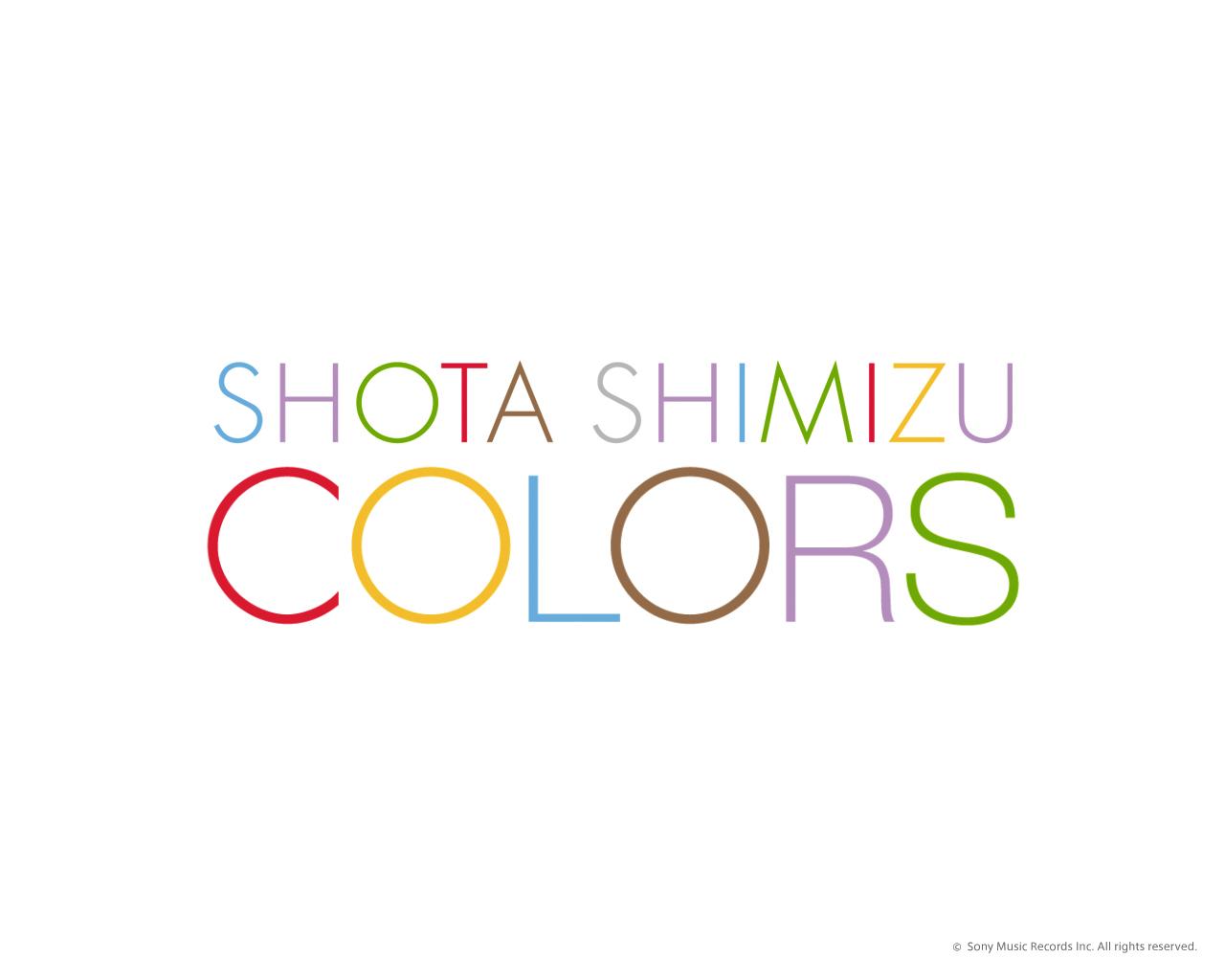 壁纸 Sony正太 清水翔太 Colors 期间限定壁纸 2p 3size Oricon