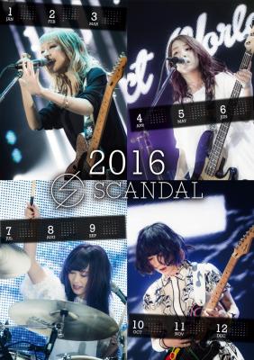 インフォメーション scandal ソニーミュージック オフィシャルサイト