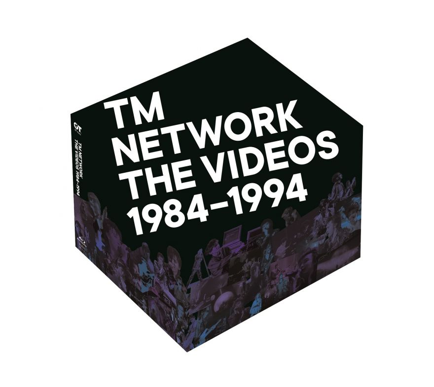 「TM NETWORK THE VIDEOS 1984-1994」の画像検索結果