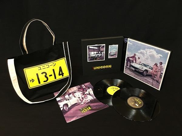 【完全生産限定豪華BOX】 ■CD+DVD+2枚組アナログ盤(重量盤)+カセットテープ+特製グッズ