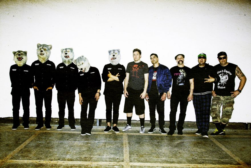 Zebrahead MAN WITH A MISSION