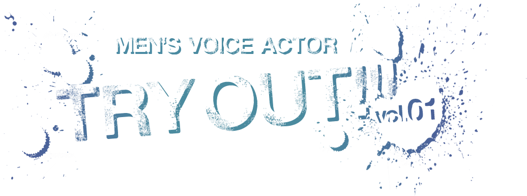 men s voice actor try out vol 01